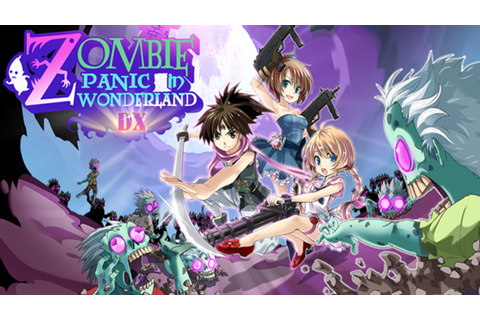 Zombie Panic in Wonderland DX Stage 1 (iOS Gameplay) - YouTube