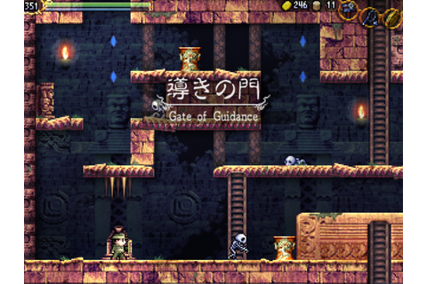Gate of Guidance | La-Mulana Remake Wiki | Fandom powered ...
