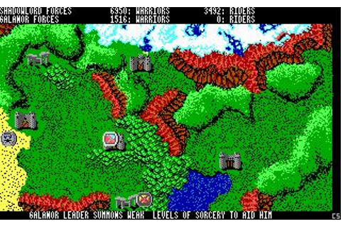 Sorcerer Lord Download (1988 Strategy Game)