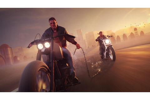 Road Rage Looks Like an Open-World Road Rash and is Coming ...