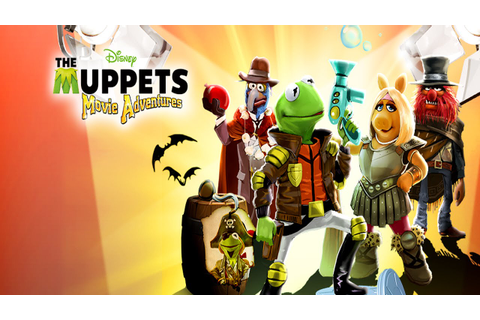 PS VITA: Découverte | The Muppets Movie Adventures - YouTube