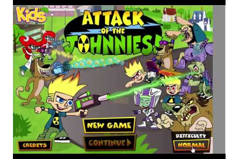 Johnny Test || Attack of the Johnnies 2 - Game For Kids ...