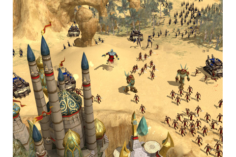 Dream Games: Rise of Nations - Rise of Legends