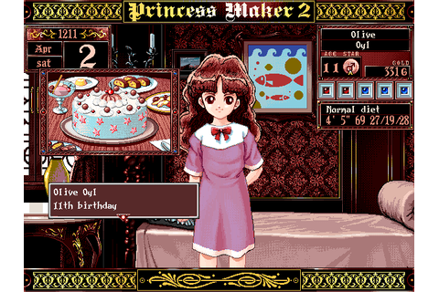 Princess Maker 2 Download Free Full Game | Speed-New