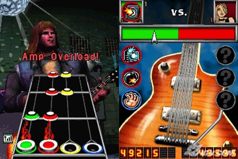 Guitar Hero: On Tour First Look - IGN