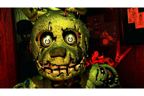 Warning: You Will Die | Five Nights At Freddy's 3 – Part 1 ...