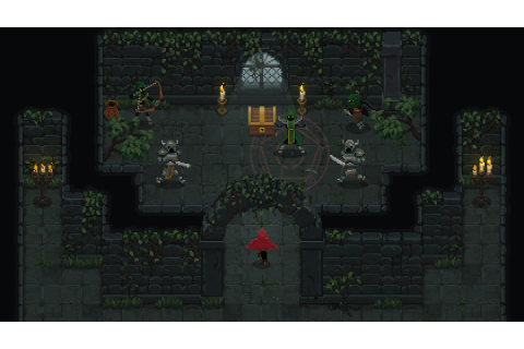 Wizard of Legend is a 2D dungeon crawler where wizards ...