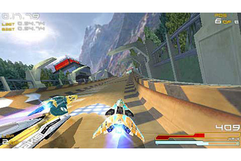 Wipeout® Pure Game | PSP - PlayStation