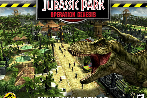 Kamal Games: Jurassic Park: Operation Genesis Download ...