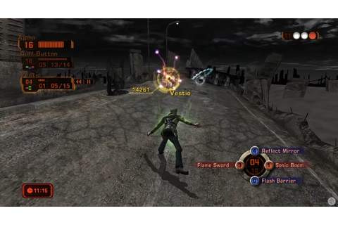 Phantom Dust HD Ramastered Gameplay (20 minutes)Game ...