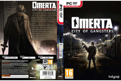 Download Full Game: Omerta City of Gangsters PC Game