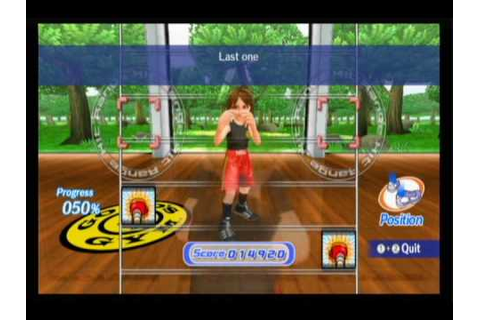 Gold's Gym: Cardio Workout Review (Wii) - YouTube