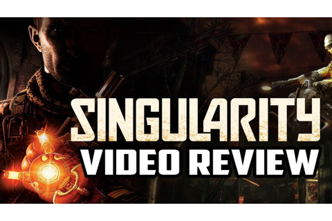Singularity PC Game Review - YouTube