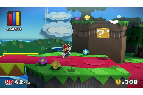 Game Review: Paper Mario: Color Splash | The Young Folks