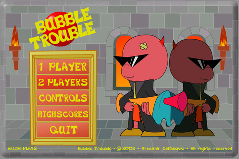 Passion Animation: Bubble Trouble Game Download Free