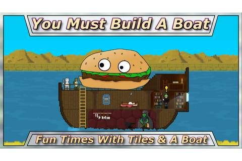 Lets Try Games - YOU MUST BUILD A BOAT - Fun Times With ...