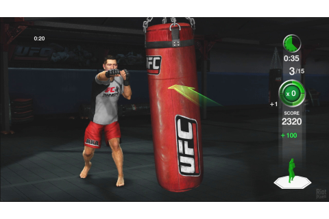 Ufc Training Game Ps3: Software Free Download - letitbithq
