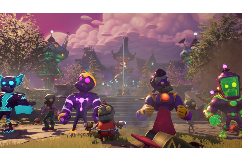 Wallpaper Plants vs. Zombies: Garden Warfare 2, shooter ...