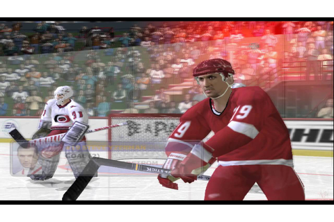 NHL 2002 PS2 Gameplay HD - YouTube