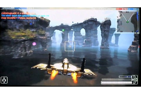 warhawk ps3 gameplay dogfights - YouTube