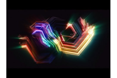 Particle tests (15) 3D Music Visualizer - Full HD - YouTube