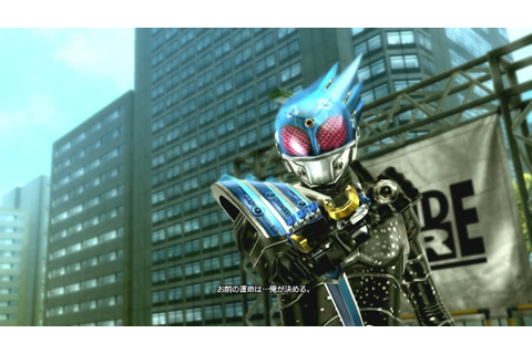 Kamen Rider Battride War Genesis - Meteor Gameplay - YouTube