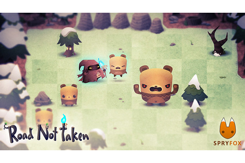 Roguelike Puzzle Game, Road Not Taken, Coming to PS4, PS ...