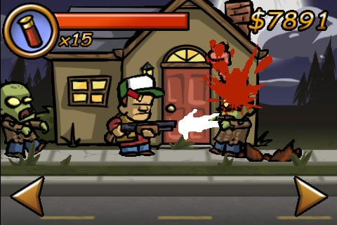 Zombieville USA - A Fun Survival Shooter | TouchArcade
