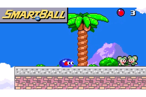 Smart Ball ... (SNES) 60fps - YouTube