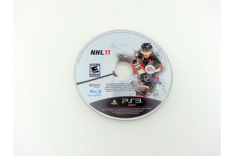 NHL 11 game for Playstation 3 (Loose) | The Game Guy