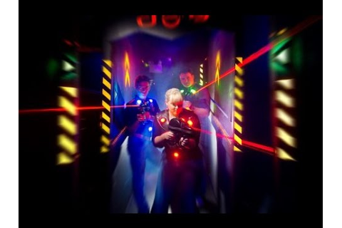 Laser Game en famille a Verviers ! - YouTube