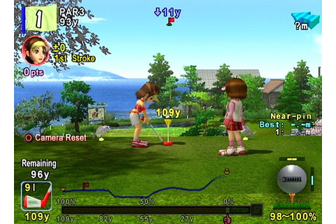 Everybody's Golf (PS2) | Torrent Games Oficial