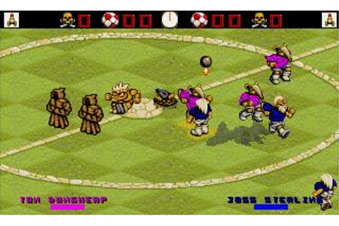 Wild Cup Soccer Download (1994 Amiga Game)