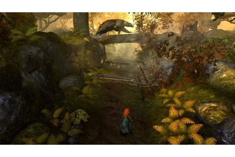Disney Pixar Brave: The Video Game News, Screenshots and ...