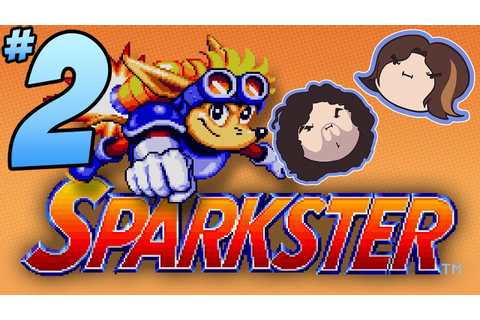 Sparkster: Brain Power - PART 2 - Game Grumps - YouTube