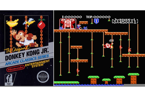 Play Donkey Kong Jr. on NES
