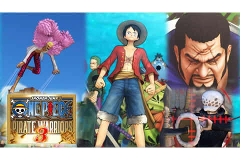 One Piece Pirate Warriors 3 PC Games 2015 | Anime PC Games ...