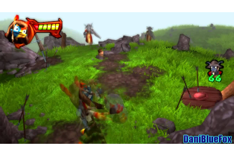 Daxter - Braveheart minigame [HD] - YouTube
