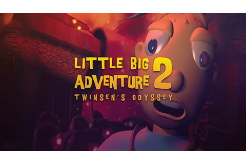 Little Big Adventure 2 - Download - Free GoG PC Games