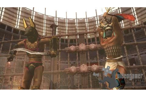 All Gladiator Begins Screenshots for PSP