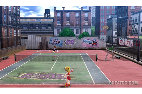 Hot Shots Tennis: Get a Grip! Review for PlayStation ...
