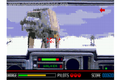 Star Wars: Rebel Assault - Sega CD - Games Database