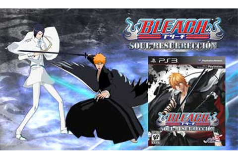 Amazon.com: Bleach: Soul Resurreccion - Playstation 3 ...
