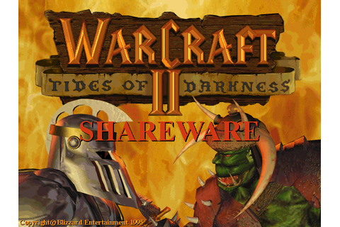 Download Warcraft II: Tides of Darkness | DOS Games Archive