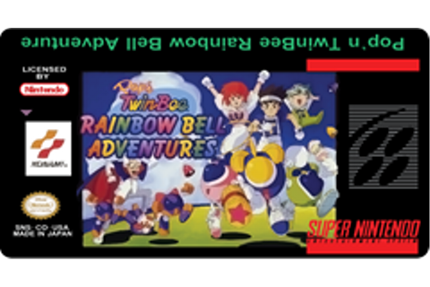 Pop'n Twinbee Rainbow Bell Adventure – Lost Classics