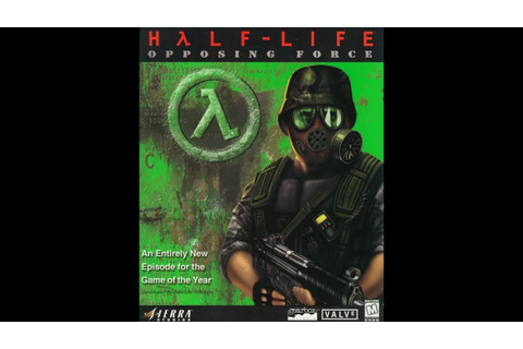 Half-Life: Opposing Force - Gameplay [HD] - YouTube