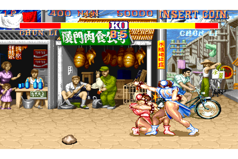 Street Fighter II': Champion Edition (Rainbow, bootleg ...