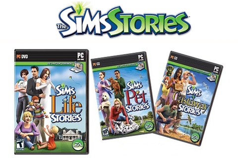 EA Announces New Sim Game: The Sims Stories ...