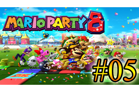 Mario Party 8 #05 - Wii ~ UltimateGamerBR