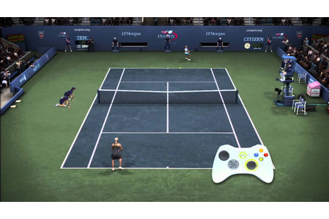 Grand Slam Tennis 2 - Total Racquet Control - YouTube